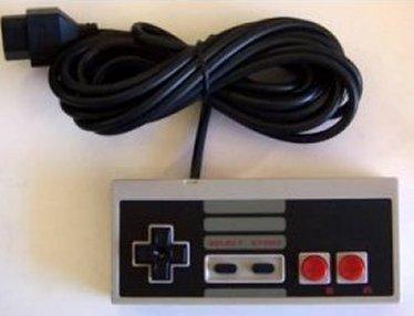 Nintendo (NES) Controller Used