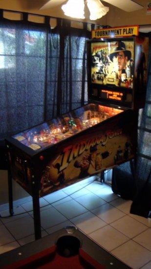 Stern Indian Jones Pinball Machine 2008