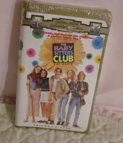 Babysitters Club The Movie Brand New VHS