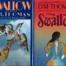 Swallow by D.M. Thomas - U.S. & U.K. First Editions