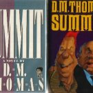 Summit by D.M. Thomas - U.S. & U.K. First Editions