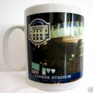 NEW YORK NY YANKEES STADIUM LAST SEASON COLLECTOR MUG