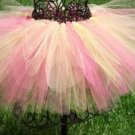 Pink and Yellow Tutu