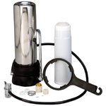 Countertop Stainless Steel Water Filter