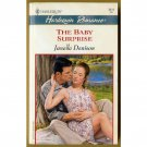 The Baby Surprise by Janelle Denison Harlequin Baby Boom Series PB Book July 2000 Issue 3614