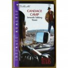 Smooth-Talking Texan by Candace Camp Silhouette A Little Town in Texas Series PB Book 2002 Iss 1153
