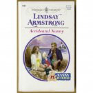 Accidental Nanny by Lindsay Armstrong Harlequin Nanny Wanted Series PB Book Oct 1997 Issue 1986