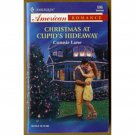 Christmas at Cupid's Hideaway by Connie Lane Harlequin American Romance PB Book Nov 2003 Issue 996