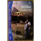 To Catch a Thief by Sherryl Woods Silhouette The Calamity Janes Series PB Book Sep 2001 Issue 1418