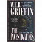 The Investigators by WEB Griffin Book 7 in the Badge of Honor Series Paperback Book Jove 1998