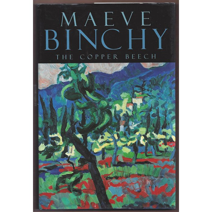 The Copper Beech by Maeve Binchy Hardcover Book BOMC Edition Bantam Dell 2000