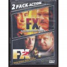 FX and FX2 Double Feature 2-DVD Set Bryan Brown Brian Dennehy