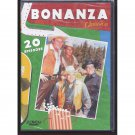 Bonanza Classics DVD 20 Episodes Lorne Greene Michael Landon Pernell Roberts Dan Blocker New Sealed