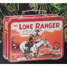 Lone Ranger Lunch Box Ornament Hallmark Keepsake Christmas Ornament 1997 Collectible QX6265