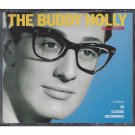The Buddy Holly Collection 50 Classic Recordings Greatest Hits 2-CD Set 1993 Club Edition