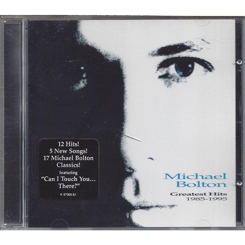 Michael Bolton Greatest Hits 1985-1995 CD 1995