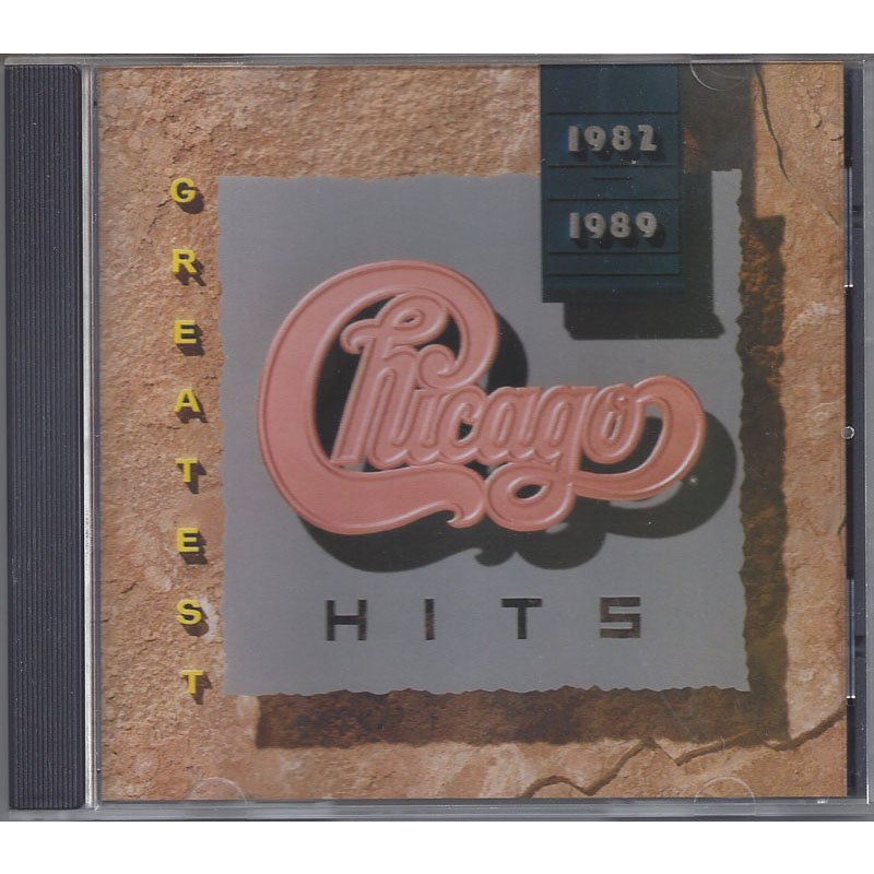 Chicago Greatest Hits 1982-89 CD 1989