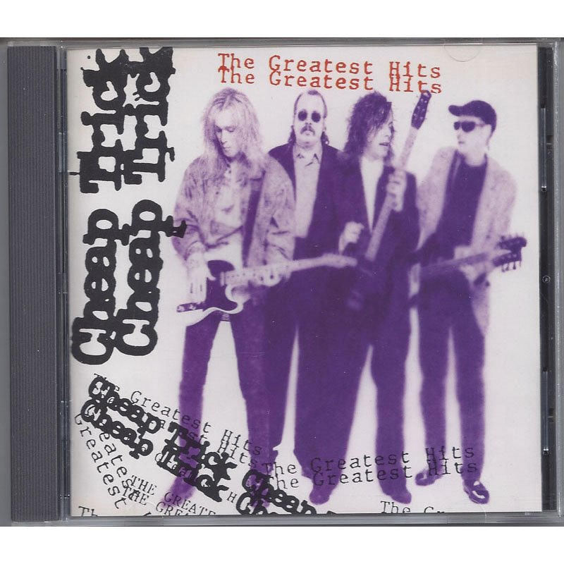 Cheap Trick The Greatest Hits Compilation CD 1991