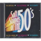 Soft Sounds of the 50's Various Golden Oldie Artists CD 1988