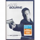 Jason Bourne DVD Matt Damon Tommy Lee Jones Julia Stiles Alicia Vikander Vincent Cassel Widescreen