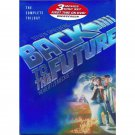 Back to the Future The Complete Trilogy 3-DVD Box Set Michael J Fox Christopher Lloyd Widescreen