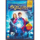 The Sorcerer's Apprentice Disney DVD Nicolas Cage Jay Baruchel Widescreen