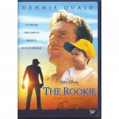 The Rookie Disney DVD Dennis Quaid Based on the True Story of Jim Morris Full Screen