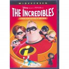 The Incredibles Disney Animated Movie 2-DVD Collector's Edition Samuel L Jackson Widescreen