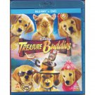 Treasure Buddies Disney Blu-Ray DVD Combo Pack Bonus Features Dolby Digital DTS Widescreen