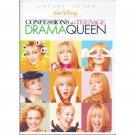 Confessions of a Teenage Drama Queen Disney DVD Lindsay Lohan Megan Fox Widescreen and Full Screen