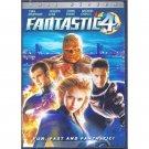 Fantastic 4 DVD Jessica Alba Michael Chiklis Chris Evans Fullscreen