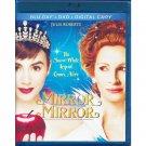 Mirror Mirror Blu-Ray-DVD Combo Julia Roberts Lily Collins Sean Bean Widescreen