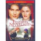 Finding Neverland DVD Johnny Depp Kate Winslet Dustin Hoffman Widescreen