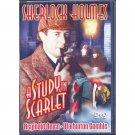 Sherlock Holmes A Study in Scarlet DVD Reginald Owen Warburton Gamble Anna May Wong 1933 B&W
