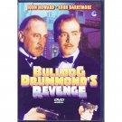 Bulldog Drummond's Revenge DVD John Howard John Barrymore Louise Campbell 1937 B&W