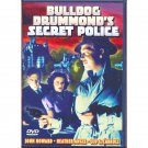 Bulldog Drummond's Secret Police DVD John Howard Heather Angel Leo G Carroll 1939 B&W