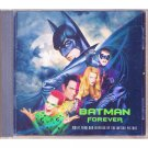 Batman Forever Music From and Inspired by the Motion Picture CD 1995 Club Edition