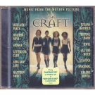 The Craft Motion Picture Soundtrack CD 1996