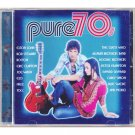 Pure 70s Compilation CD Various Artists 1999