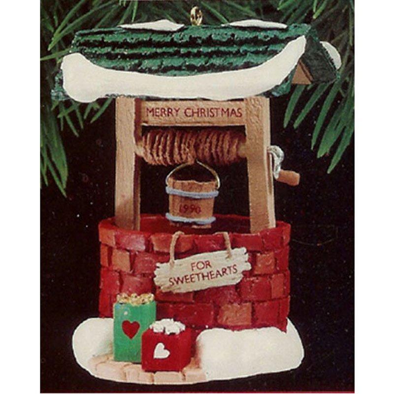 Hallmark Ornament Sweetheart 1990 Vintage Keepsake Christmas Collectible MIB QX4893