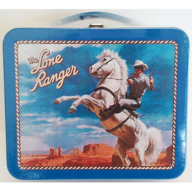 1950s Lone Ranger School Days Lunch Box Hallmark Numbered Edition COA QHM8802