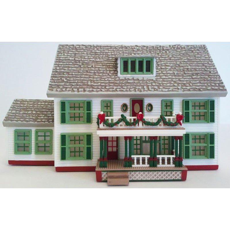 Sarah's Maine Home Sarah Plain and Tall Collection 1994 Hallmark Christmas Collectible XPR9454 NIB