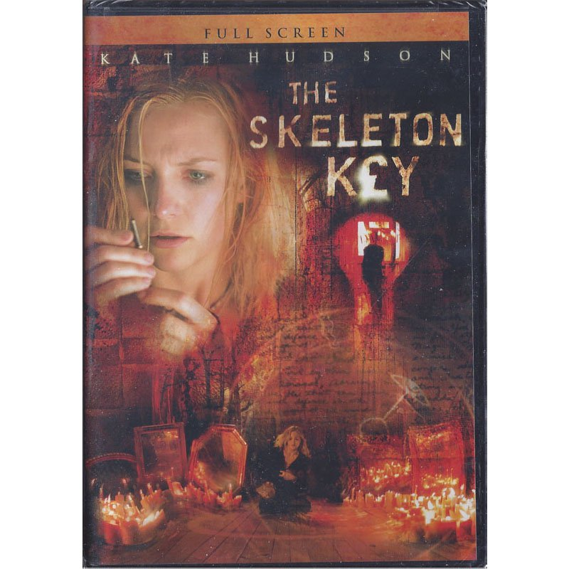 The Skeleton Key DVD Full Screen Kate Hudson