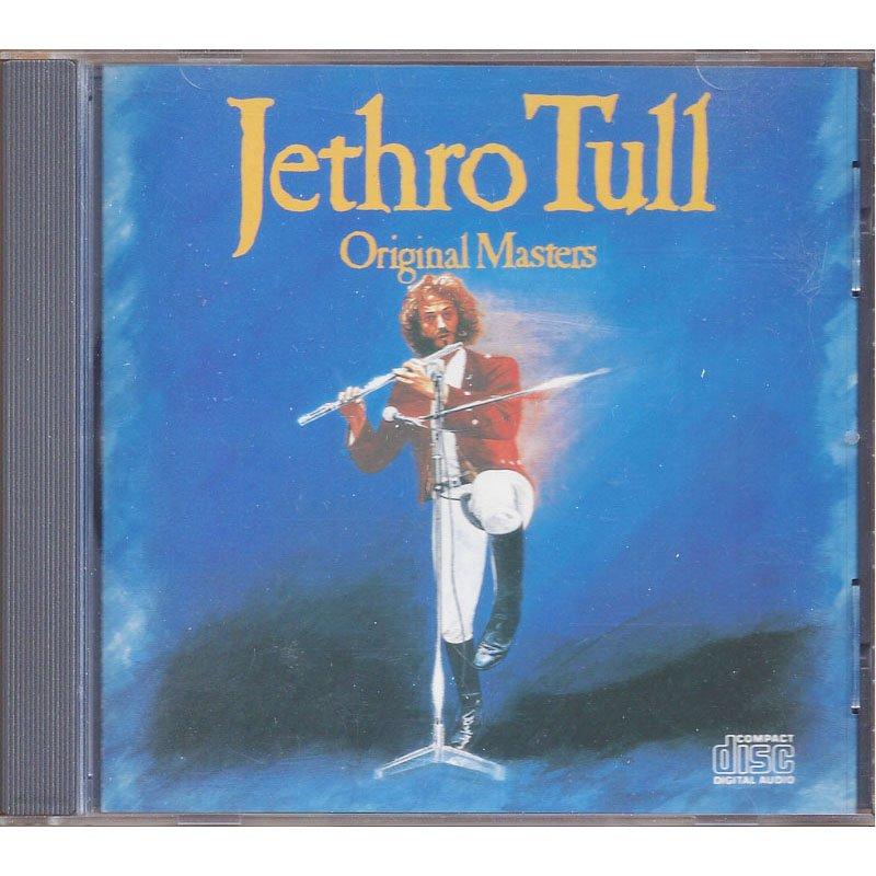 Jethro Tull Original Masters CD 1985