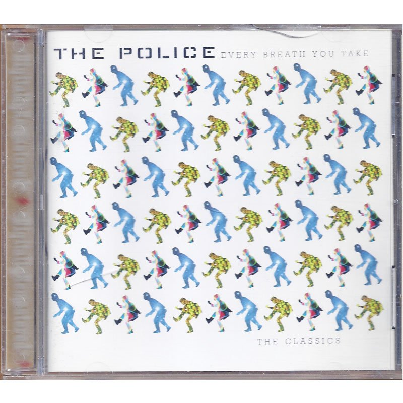 The Police Every Breath You Take The Classics Greatest Hits CD 1995