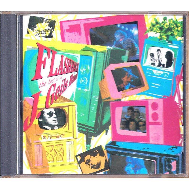 J. Geils Band Flashback--Best of CD