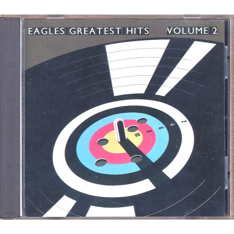 The Eagles Greatest Hits Volume 2 CD 1982