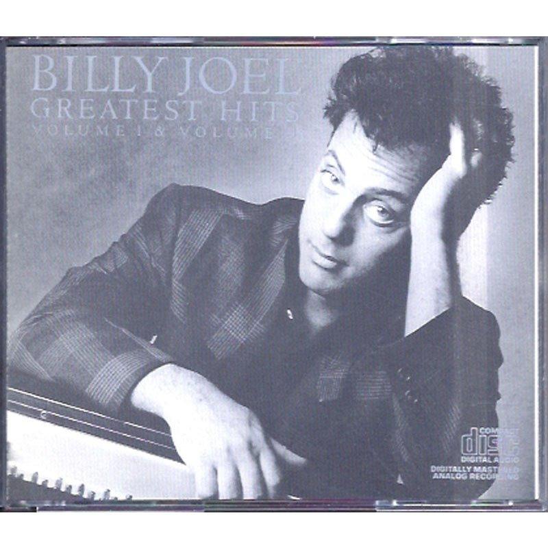 Billy Joel Greatest Hits Volumes 1 & 2 2-CD Set 1985