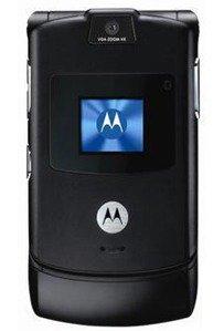 Motorola V3 - Unlocked Quad Band World Cell Phone