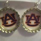 Auburn earrings Logo #012